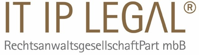 Logo IT IP LEGAL - Mitglied im IT-Club Dortmund