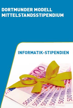 Logo Informatik-Stipendien nach Dortmunder Modell