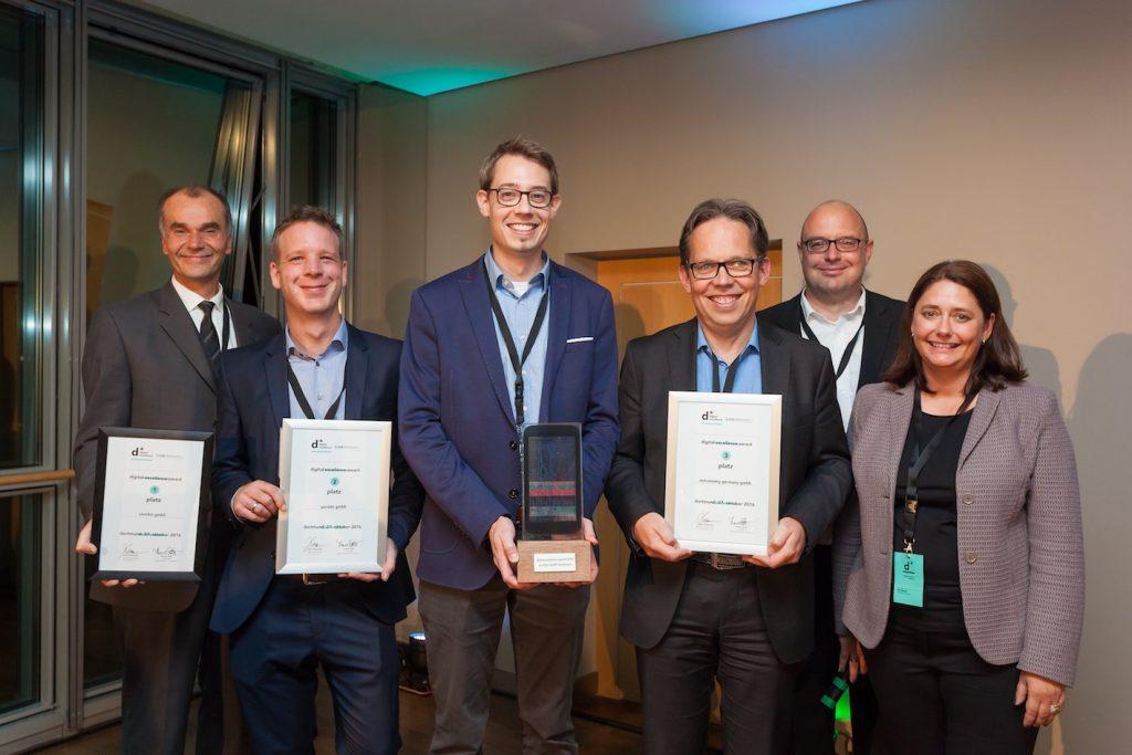 com2m gewinnt den solit-Award 2016