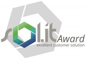Das solit-Logo verlinkt zu den Bildern der Sieger und ihren Interviews