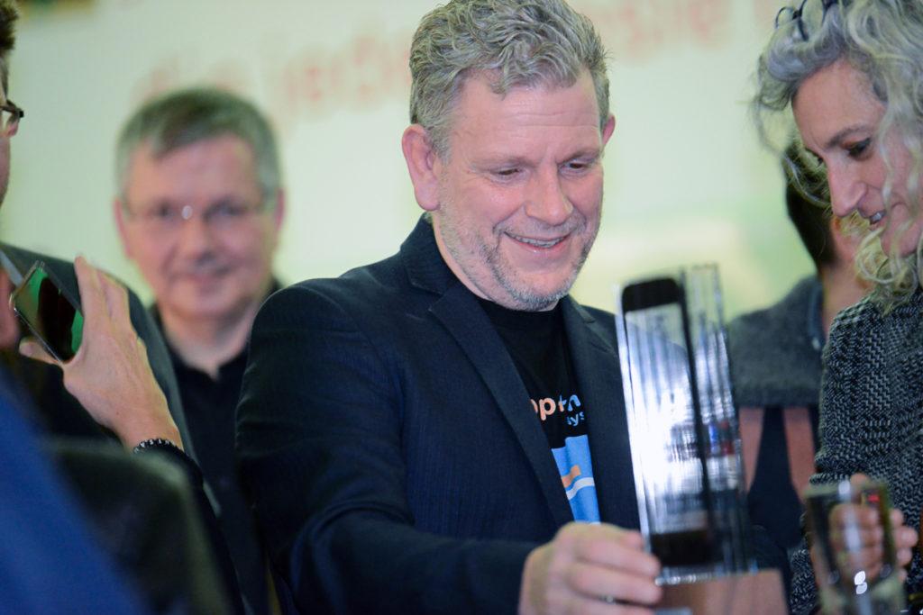 solit-Award Siegerin AppPlusMobile